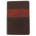 NIV Every Man's Bible, Deluxe Heritage Edition, Thumb Indexed, Duo-Tone, Brown and Tan
