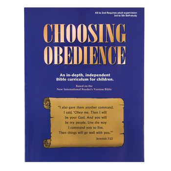Choosing Obedience