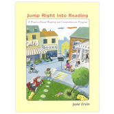 Educators Publishing Service, Jump Right into Reading, by Jane Ervin, Paperback