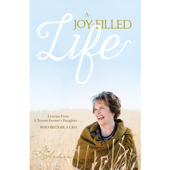 A Joy-Filled Life, by Mo Anderson, Paperback