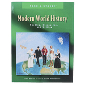 The Classical Historian, Take a Stand! Modern World History Student Book, 83 Pages, Grades 9-12