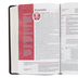 NIV Life Application Study Bible, Bonded Leather, Burgundy