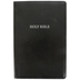 NIV Reference Bible, Giant Print, Imitation Leather, Black, Thumb Indexed