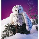 Folkmanis, Snowy Owl Puppet