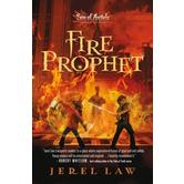 Fire Prophet, Son of Angels Jonah Stone, Book 2, by Jerel Law, Paperback