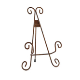 Single Plate Easel, Metal, Multiple Styles Available