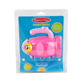 Melissa & Doug, Sunny Patch Trixie Flashlight, 5 1/4 x 6 1/2 inches, Ages 3 to 7 Years Old