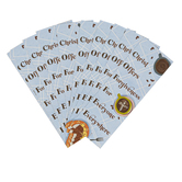 Salt & Light, Christ Offers Forgiveness For Everyone Everywhere Bookmarks, 2 x 6 inches, 25 Bookmarks