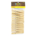 Woodpile Fun, Wooden Clothespins, 3 1/4 inches, Set of 24