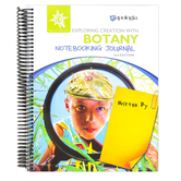 Apologia, Exploring Creation with Botany Regular Notebooking Journal, 2nd Ed, Spiral, Grades 3-6