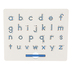 Small World Toys, MagPad Letters Magnetic Tracing Board, 12.4 x 10 Inches, Ages 3-7
