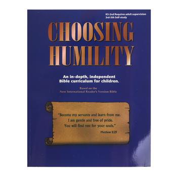 Choosing Humility