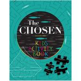 The Chosen Kids Activity Book: Season One, by The Chosen, Activity Book