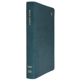 NET Thinline Reference Bible, Large Print, Imitation Leather, Multiple Colors Available