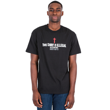 Gardenfire, This Shirt is Illegal in 53 Countries, Men's T-Shirt, Black, M-3XL