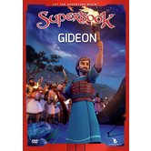 Superbook, Gideon, DVD