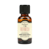 Refresh Aromatherapy Essential Oil, Rose & Grapefruit Scent, 1 fluid ounce