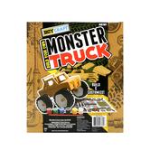 Horizon Group, Monster Truck Kit, 57 Pieces