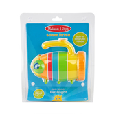 Melissa & Doug, Sunny Patch Giddy Buggy Flashlight, 5 1/4 x 6 1/2 inches, Ages 3 to 7 Years Old
