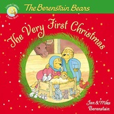 The Berenstain Bears, The Very First Christmas, by Jan Berenstain & Mike Berenstain, Paperback