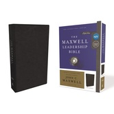 NIV Maxwell Leadership Bible, 3rd Edition, Multiple Styles Available