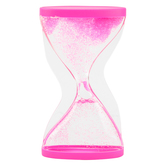 Liquid Motion Hourglass Toy, 2-1/2 x 5 Inches, Assorted Colors, Ages 5 and Older