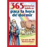 365 Historias Biblicas para la Hora de Dormir, by Casa Promesa, Paperback