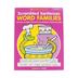 Scholastic, Scrambled Sentences Word Families Activity Book, Paperback, 48 Pages, Grades K-2