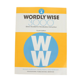 Wordly Wise 3000 4th Edition Student Book 4, Paperback, Grade 4