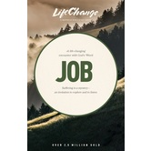 Job, LifeChange Bible Study Series, by The Navigators, Paperback