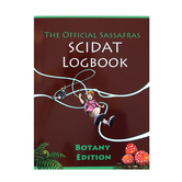 The Official Sassafras SCIDAT Logbook: Botany Edition, Paperback, Grades K-5