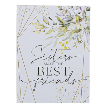 Dexsa, Sisters Make The Best Friends Magnet, 3 x 4 inches