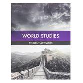 BJU Press, World Studies Student Activity Manual, 4th Ed., Grade 7