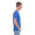 NOTW, Psalm 46:10 Be Still And Know, Men's Short Sleeve T-shirt, Blue Heather, Small
