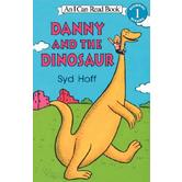 Danny and the Dinosaur, An I Can Read Book, Level 1, by Syd Hoff, Paperback