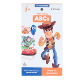 Carson Dellosa, My Take-Along Tablet Pixar ABCs Activity Pad, Grade PreK-1, 64 Pages, Ages 3-7