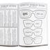 Carson-Dellosa, I'm Lovin' Lit Interactive Vocabulary Notebook Resource Book, Paperback, Grades 6-8