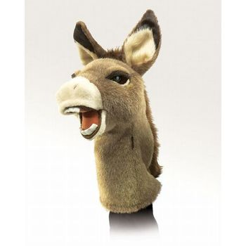 Folkmanis, Donkey Stage Puppet