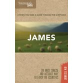James, Shepherd's Notes Series, by Dana Gould, Paperback