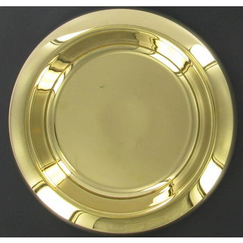 RemembranceWare, Communion Bread Plate Insert, 4 1/2 x 5/8 inches, Multiple Colors Available