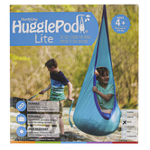 HearthSong, HugglePod Lite Indoor & Outdoor Hanging Chair, Multiple Colors Available, 55 x 28 inches