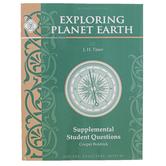 Memoria Press, Exploring Planet Earth Supplemental Student Book, Paperback, Grades 6-8