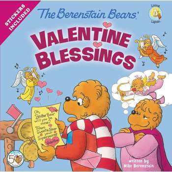 The Berenstain Bears Valentine Blessings, by Mike Berenstain, Paperback