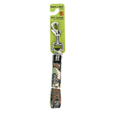 Kerusso, Paws and Pray, 2 Corinthians 5:7 Walk By Faith Pet Leash, Polyester Webbing, Camo, 60 inches