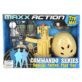 Sunny Days, Maxx Action Commando Special Forces Costume Set, 10 Pieces