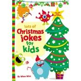 Lots of Christmas Jokes for Kids, by Whee Winn, Paperback