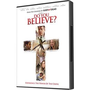 Do You Believe, DVD
