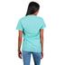 Rooted Soul, Galatians 5:13 Nurses Serve Through Love, Women's Short Sleeve T-Shirt, Mint Green, Small