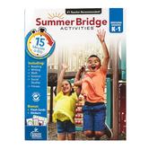 Carson-Dellosa, Summer Bridge Activities Workbook, Paperback, 160 Pages, Grades K-1