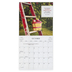 DaySpring, Billy Graham in Quotes 2021 Wall Calendar, High Quality Paper, 12 x 12 inches